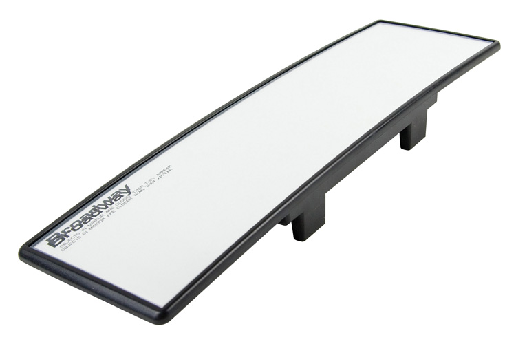 BW 747 Napolex BROADWAY HID Rear View Rearview Mirror 300mm CONVEX BW 747